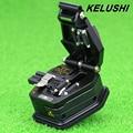 Herramientas De Fibra Óptica Fiber Cleaver SKL-6C KELUSHI Herramienta Cortador de Cable De Corte 16 hoja superficial para FTTX FTTH Fiber Splicer Fusión