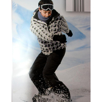 Male Models Female Models Anorak Ski Suit Ski Suits Ski Pants Female Big Boy Ski Suit