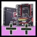 Merk HUANANZHI X99 LGA2011-3 korting moederbord met M.2 NVMe slot moederbord met RAM 64G (4*16G) 1866 REG ECC server geheugen