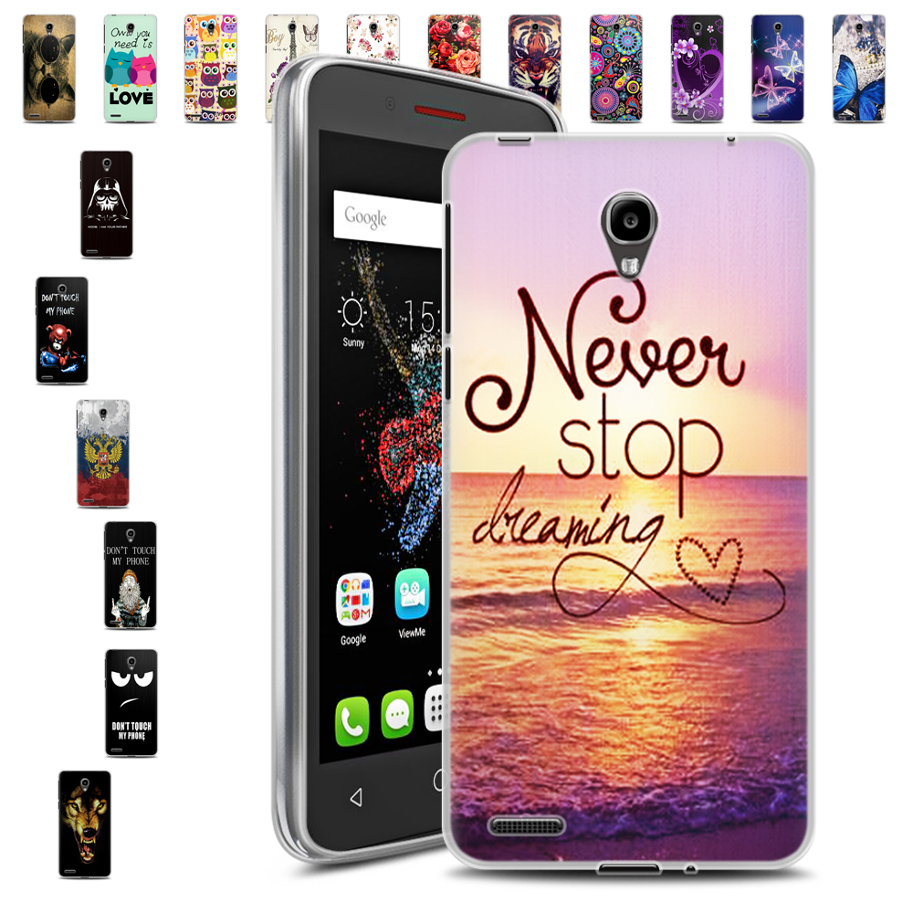 the best attitude 794d5 00925 US $3.43 |For Alcatel Onetouch Go Play/7048x Soft Silicone Case for Alcatel  Onetouch Go Play / 7048X 5.0