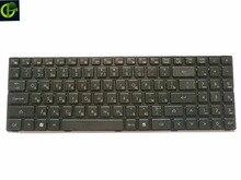 Russian Keyboard for DNS twc-n13p-gs 0165295 0155959 0158645 MP-09R63RU-920 AETWCU0010 RU Black keyboard