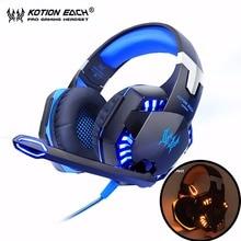 Kotion EACH G2000 Computer Stereo Gaming Headphones Best cas