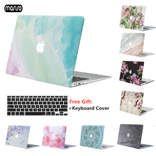 MOSISO Colorful Laptop Case For Macbook Air 11 13 Pro 13.3 15.4 Retina 2018 inch 2016 New Touch bar