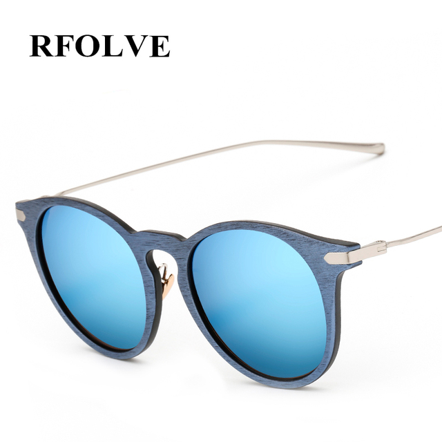 Women Cute Retro Round Sunglasses