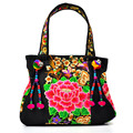 Large Tote Bag Canvas New Designer Handbags High Quality Embroidery Tote Bags For Shopping Leisure Women Shoulderbags