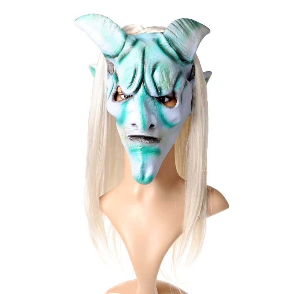 Compare Prices on Ghost Halloween Mask Halloween Costumes Mask ...