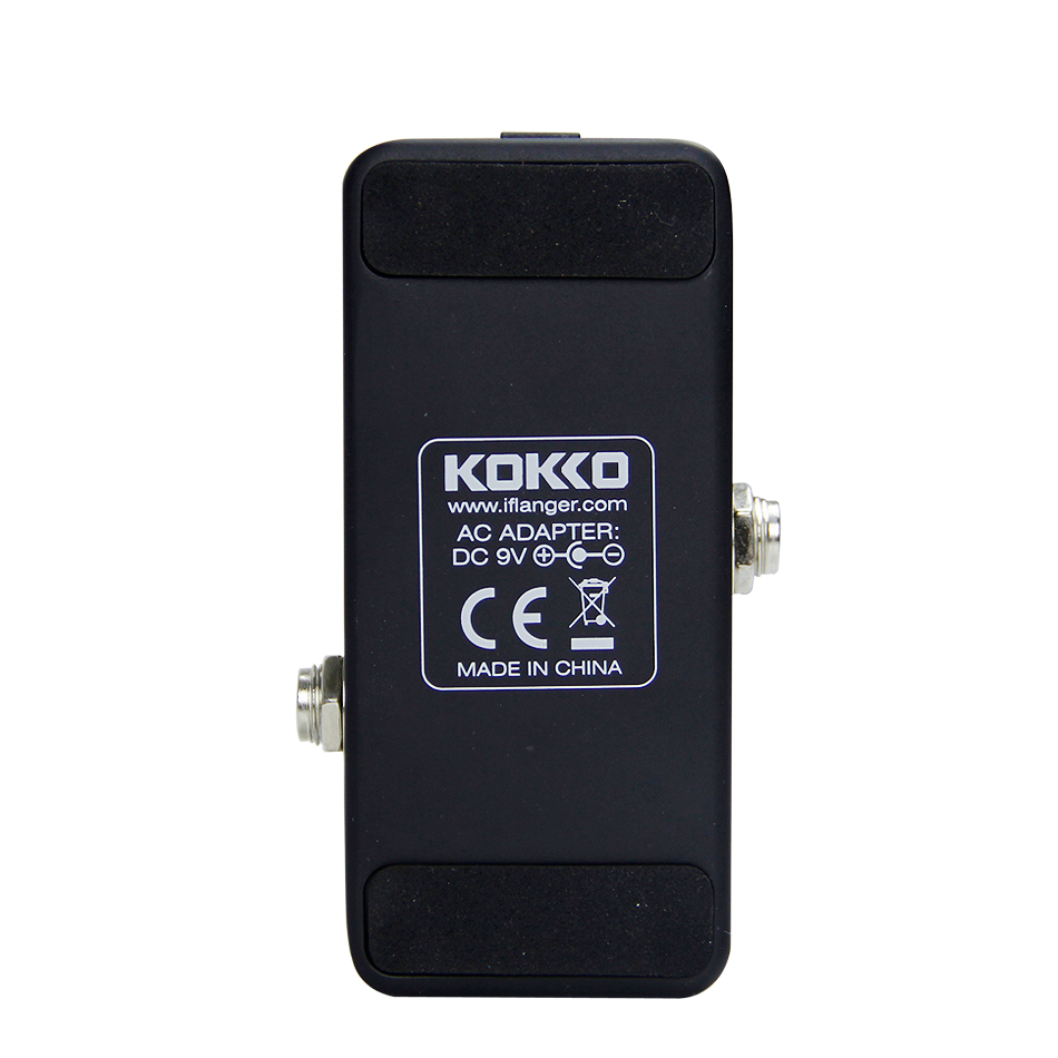 Guitar Parts & Accessories KOKKO FTN2 Mini Pedal Tuner LED Screen Guitar effect pedal