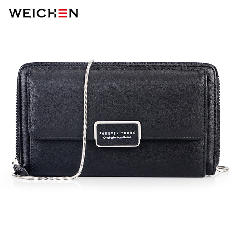 WEICHEN Mini Crossbody Bag Chain Messenger Bags Handbag Shoulder Bolsas Multi-Function Clutch Wallet Purse For Women Female 2017 120cm diy metal purse chain strap handle bag accessories shoulder crossbody bag handbag replacement fashion long chains new