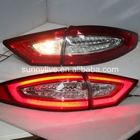 For FORD Fusion Titanium Mondeo LED Tail Lamp 2013 2016