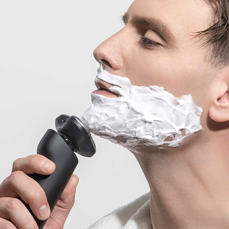 Xiaomi Electric Shaver for men shaving machine razor xiaomi shaver beard trimmer original 3 heads dry wet shave washable razor 5Xiaomi Electric Shaver for men shaving machine razor xiaomi shaver beard trimmer original 3 heads dry wet shave washable razor 5
