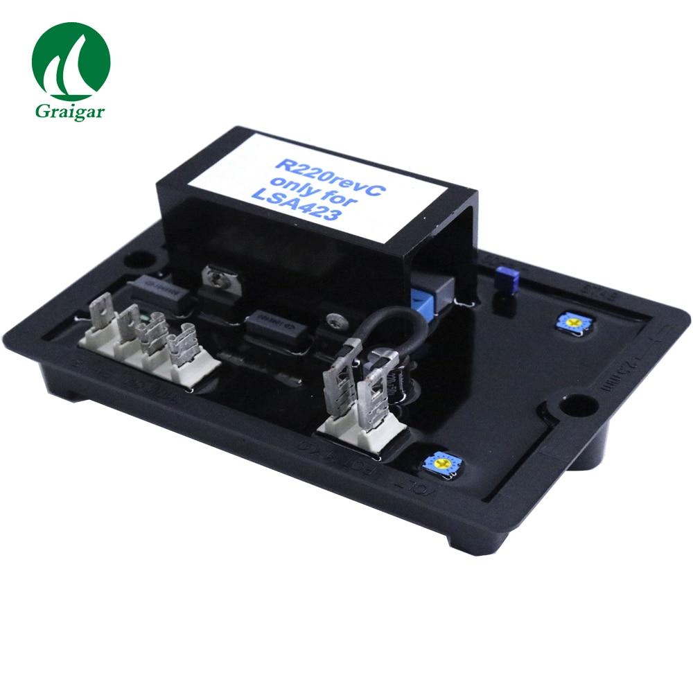 AVR R220 Automatic Voltage RegulatorsAVR R220 Automatic Voltage Regulators