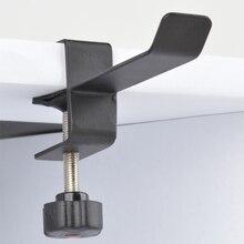 Bezprzewodowy słuchawki z bluetooth stojak słuchawki zestaw słuchawkowy metalowy uchwyt uniwersalny Mini do gier słuchawki douszne uchwyt wyświetlacz wieszak na