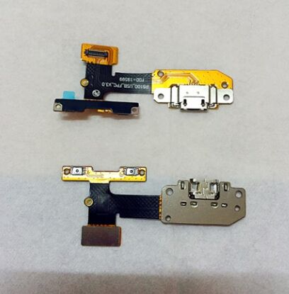 USB Charging Port Plug Flex Cable For Lenovo YOGA Tab 3 YT3-X50L Yt3-x50f Yt3-x50 Yt3-x50m P5100_usb_fpc_v3.0 USB Cable