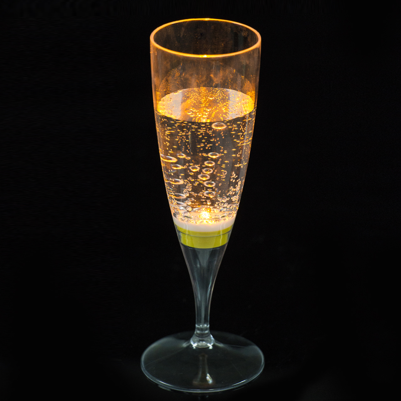 Light Bar Led Drink Flashing Light Glow Champagne Glass