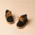 Mocasines de cuero del bebé de color Sólido LINDO DEL PERNO 2016 de PRIMAVERA Zapato Casual Niños bebés niños Pequeños Zapatos Suaves zapatos Inferiores infantiles