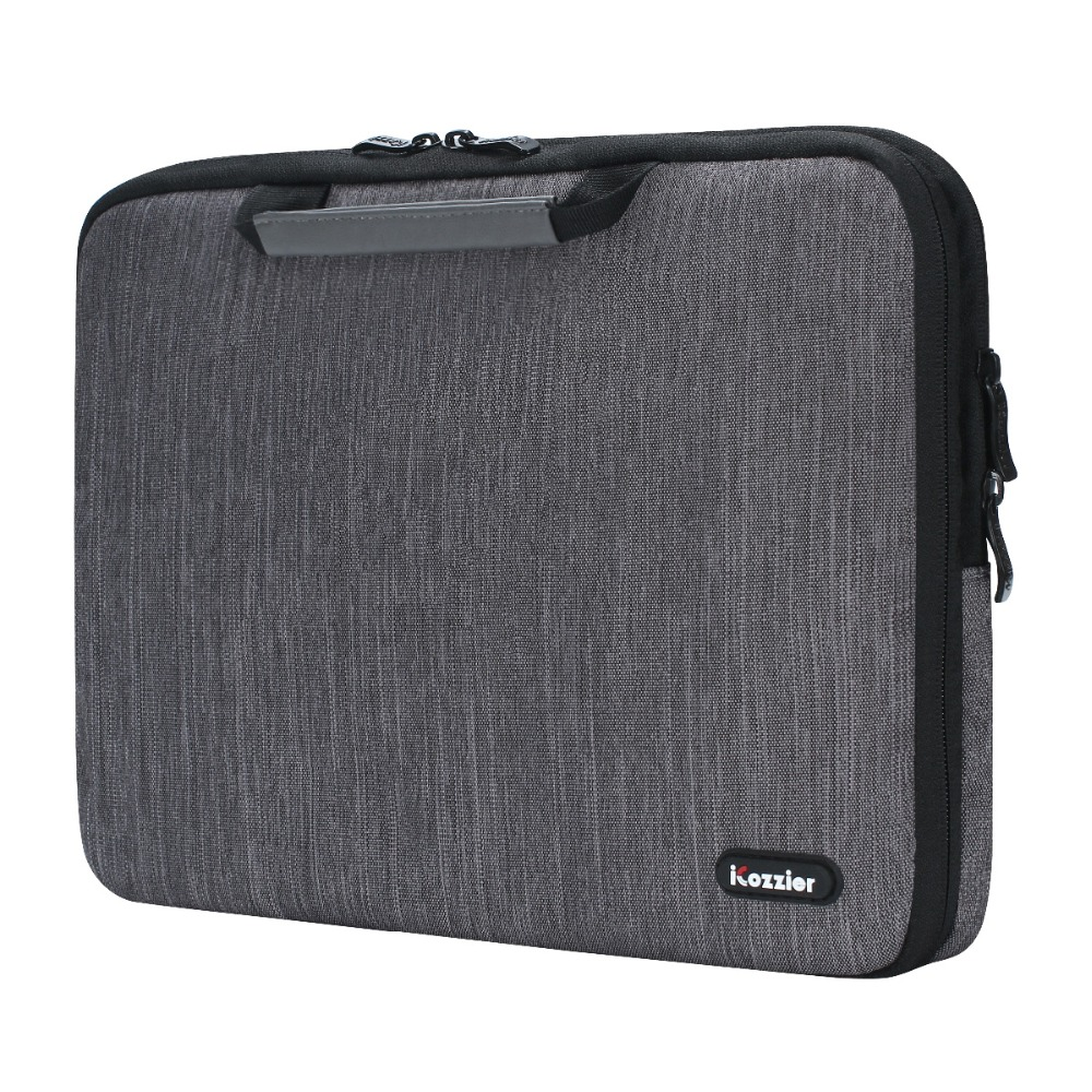 iCozzier 11.6/13.15.6 inch handle electronic accessories strap laptop sleeve case bag protective bag for 15 laptop / notebook targus tst59604 gray black geo slim 15 6 inch laptop case with handle and shoulder strap