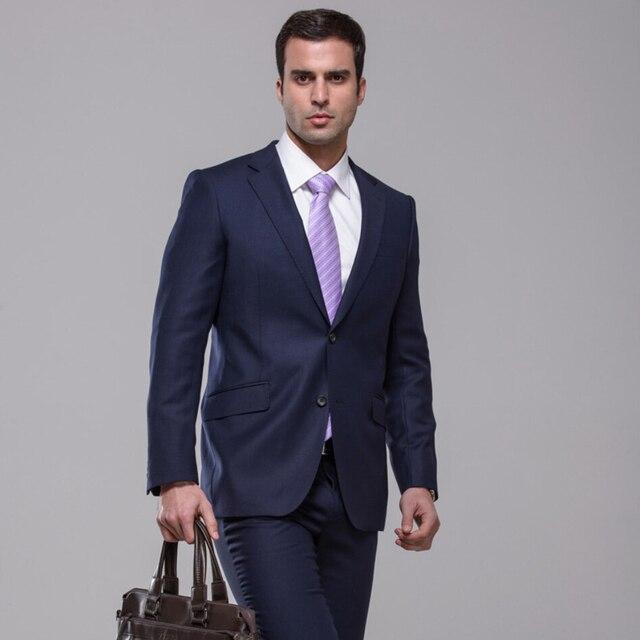 Жених одежда новый горячая распродажа заказ мужской костюм красивые две кнопки пальто и брюки свободного покроя пиджак ну вечеринку костюм босс одежда посередине - возраст
