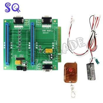 GBS-8118 Arcade Game PC Board 2 in 1 Switch Control Multi JAMMA Switcher D5271A Alishow