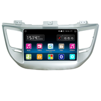 10 1 Inch Touchscreen Car DVD GPS For Hyundai Tucson 2014 2015 Car Stereo Radio Navi