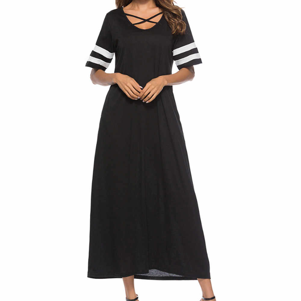 88d0905cc9 Detail Feedback Questions about Feitong Women's Striped Dresses ...