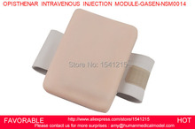 INSULIN INJECTION TRAINING KIT, INSULIN INJECTION PAD,   INJECTION  PAD,OPISTHENAR INTRAVENOUS INJECTION MODULE-GASEN-NSM0014