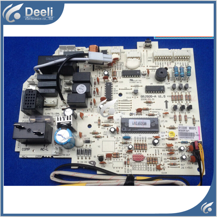 Подробнее о 95% new good working for air conditioning Computer board 301350863 M505F3 pc board circuit board on sale 95% new good working for air conditioning computer board ju7 820 1730 pow 20fh pc board circuit board on sale