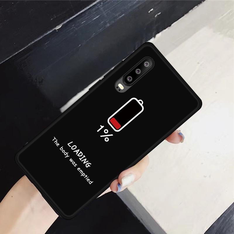 Soft TPU Pattern Case For Huawei Honor View20 10 8X 8A 8C Y7 Y9 2019 Mate10 20 P20 Lite P30 Pro Nova 3I 4 Cute Printing Cover