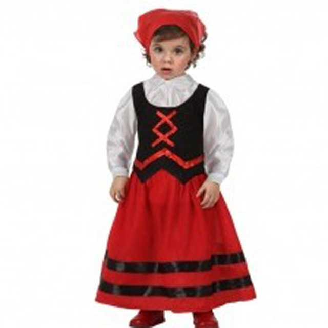 Hungary National Costumes Cultural and Ethnic Costume Fantasia Infantil Children Fancy Dress Halloween Costume for Kids  sc 1 st  AliExpress.com : national costume for kids  - Germanpascual.Com