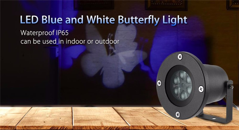 Outdoor Projector Light 01