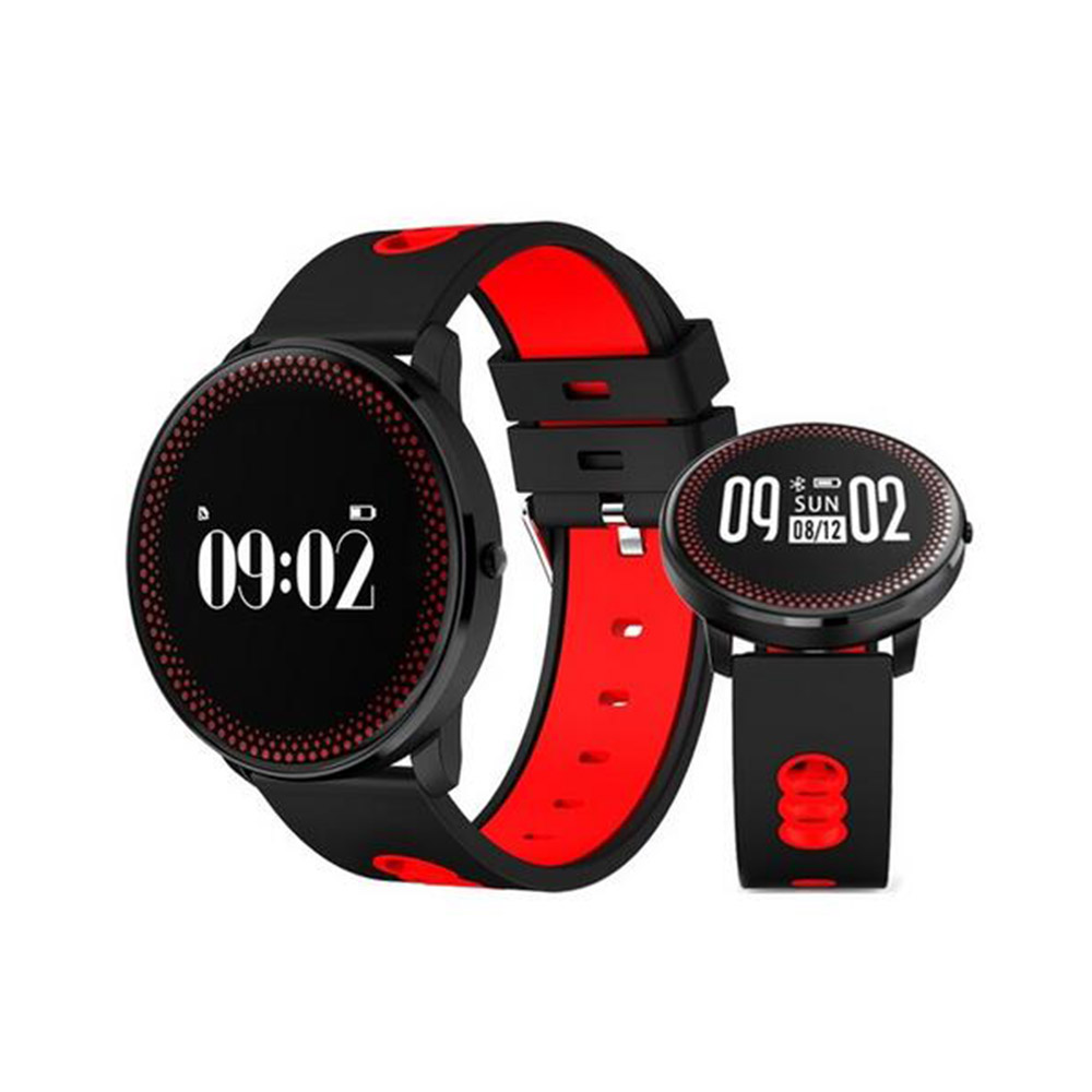 цена на F25 Smart Watch Bracelet Heart Rate Blood Pressure Sport Fitness Tracker Smart Wristband for One Plus one+ 1 2 X 3 Google Nexus