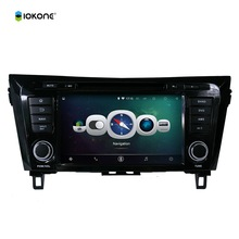8″ Android Quad core HD mirror link Car DVD Radio Player Stereo for Nissan QashQai X-Trail 2014 with rotating UI WIFI SWC CANBUS