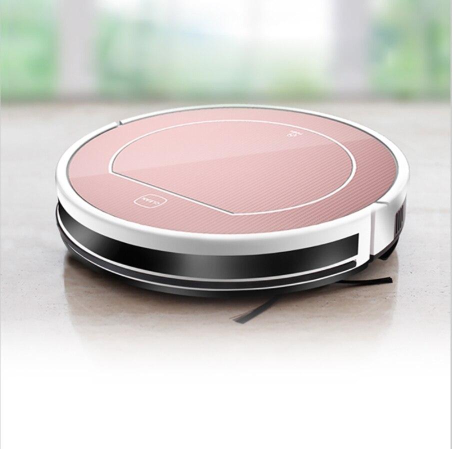 2017 New V7S PRO Robot vacuum Cleaner for Home Wet Dry Clean ,Self Charge eworld 2017 wet robot vacuum cleaner for home floor clean wet dry cleaner double filter self charge m883 cordless robot cleaner