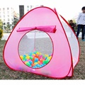 New Lovely Baby Casa de Jogo Tenda Criança Crianças Ao Ar Livre Indoor grande Portátil Oceano Bolas Grande Presente Jogos Jogando Tent sem bola