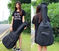 New Case for Acoustic Guitar Bag 41-inch Guitar Cover Thick Shoulder Bags Backpack Bass Guitar Gig Bag Waterproof &88313