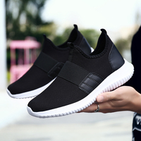 Breathable Shoes Men Casual Tenis Masculino Adulto Comfortable Slip on Sneakers Men Shoes 2019 Spring New Men Vulcanize Shoes