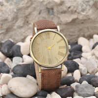 Relógios antigos relojes quartzo relógios masculinos casual bronze cor pulseira de couro relógio de pulso masculino relogio masculino