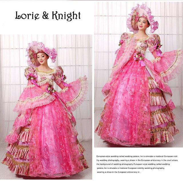 Online Shop Sissi & Marie Antoinette Dress Inspired Royal Ball Gowns ...