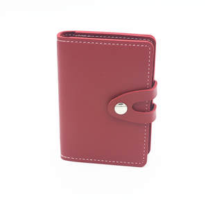 Best Business Card Holder Red Leather List