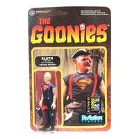 2014 SDCC Exclusive Funko ReAction The Goonies Sloth in Superman Shirt Action Figure Vinyl Action Figure Collectible Model Toy