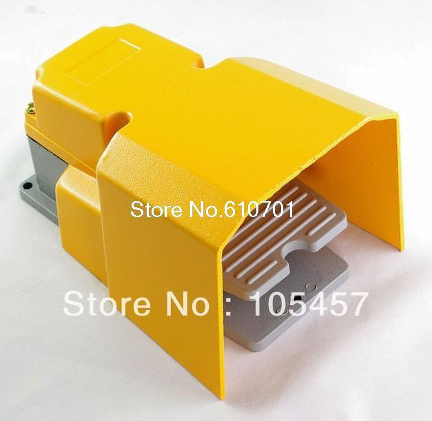 CFS-502 250V 15A FOOT PEDAL SWITCH FOR CNC MACHINE