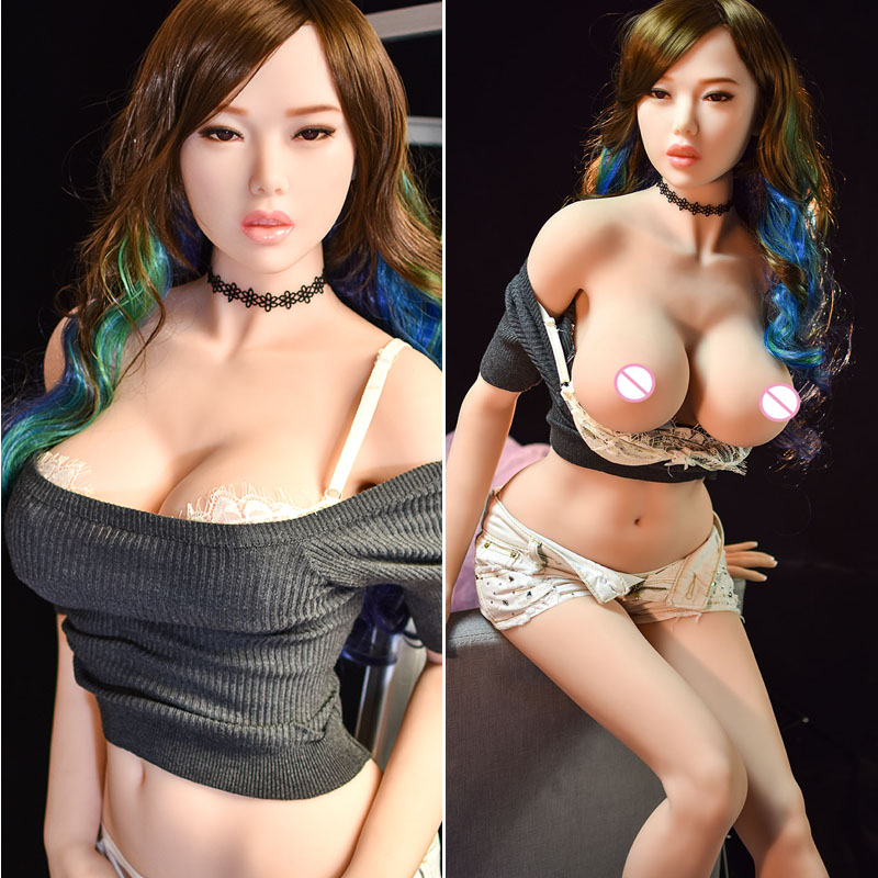 NEW <font><b>158cm</b></font> Top quality silicone <font><b>sex</b></font> <font><b>doll</b></font> for men japanese <font><b>lifelike</b></font> big breasts real love <font><b>doll</b></font> oral anal pussy adult sexy <font><b>doll</b></font> image