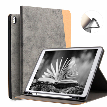עבור iPad Pro 10.5 מקרה עור PU כיסוי חכם דק עם שינה אוטומטית/שרות עבור אפל iPad Pro 10. 5