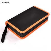 Useful Canvas Chisel Roll Tool Bags Rolling Repairing Tool Utility Bag Wide Electric Soldering Iron Bag