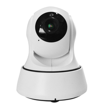 720P HD Mini Wireless Camera Security IP Camera Baby Monitor Onvif P2P IR-Cut Two-way Audio Night Vision Surveillance Camera