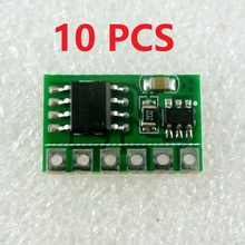 10x 6a 3 v 3.3 v 3.7 v 4.5 v 5 v 6 v dc interruptor eletrônico módulo flip flop trava biestável auto travamento placa de gatilho para painel solar