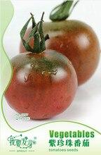 Редкие Аньхой Среднего Коричневый Томатный Органические Семена, оригинальной Упаковке, 25 Семена/Пакет, Сочные и сладкие Фрукты E3061