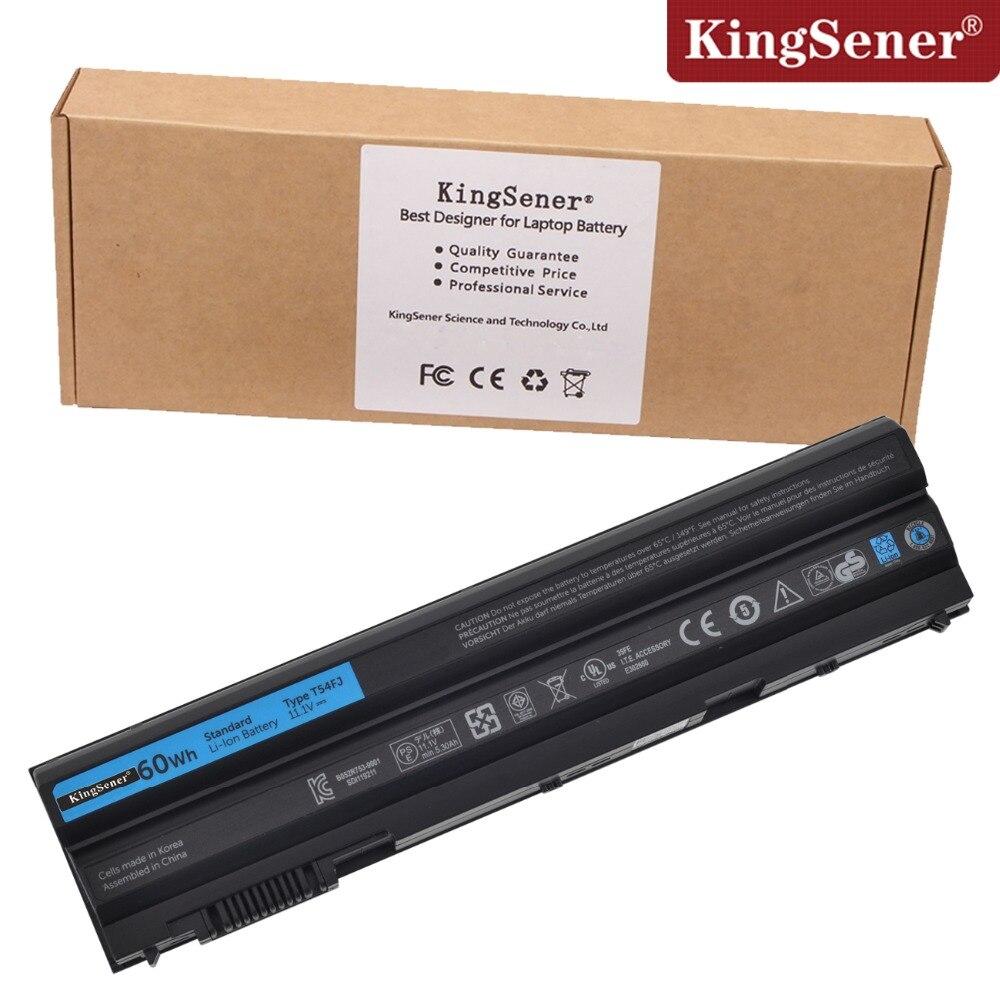ФОТО Korea Cell Original New T54FJ Laptop Battery for DELL Latitude E6420 E6430 E6520 E6530 E5420 E5430 E5520 E5530 N3X1D T54FJ 60WH