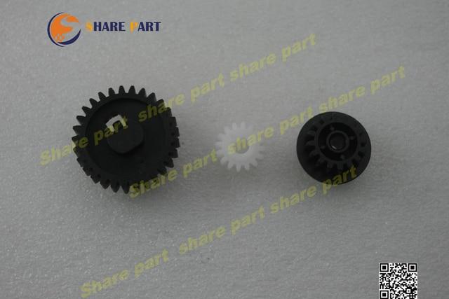 Replace gear kit for HP5200 M5035 fuser unit RU5 0556 000 RU5 0557 on