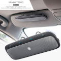 2016 New hot TZ900 Sunvisor Wireless Bluetooth Handsfree Car Kit Speakerphone Audio Music Speaker for iPhone samsung Smartphones
