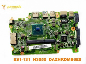 original for ACER ES1-131 laptop motherboard  ES1-131  N3050  DAZHKDMB6E0  tested good free shipping